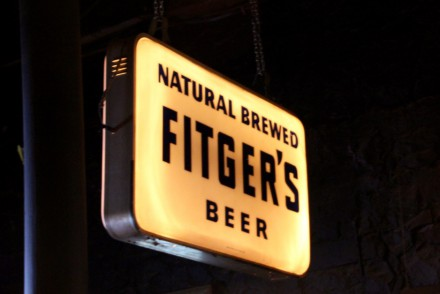 Fitger's Brewhouse Sign