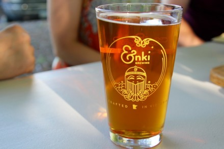 Enki Brewing Pint