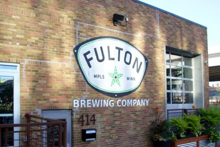Fulton Brewing Exteror