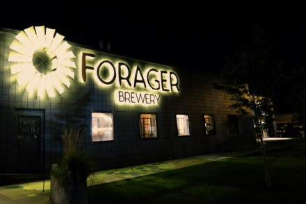 Forager Brewing Company Exterior