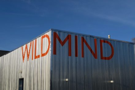 Wild Mind Artisan Ales Sign