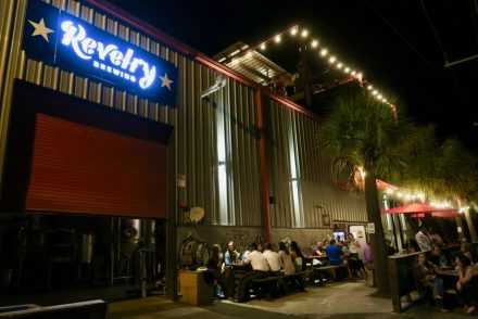 Revelry Brewing Facade
