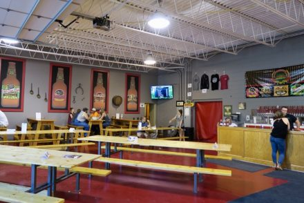 u4ic Brewing Taproom