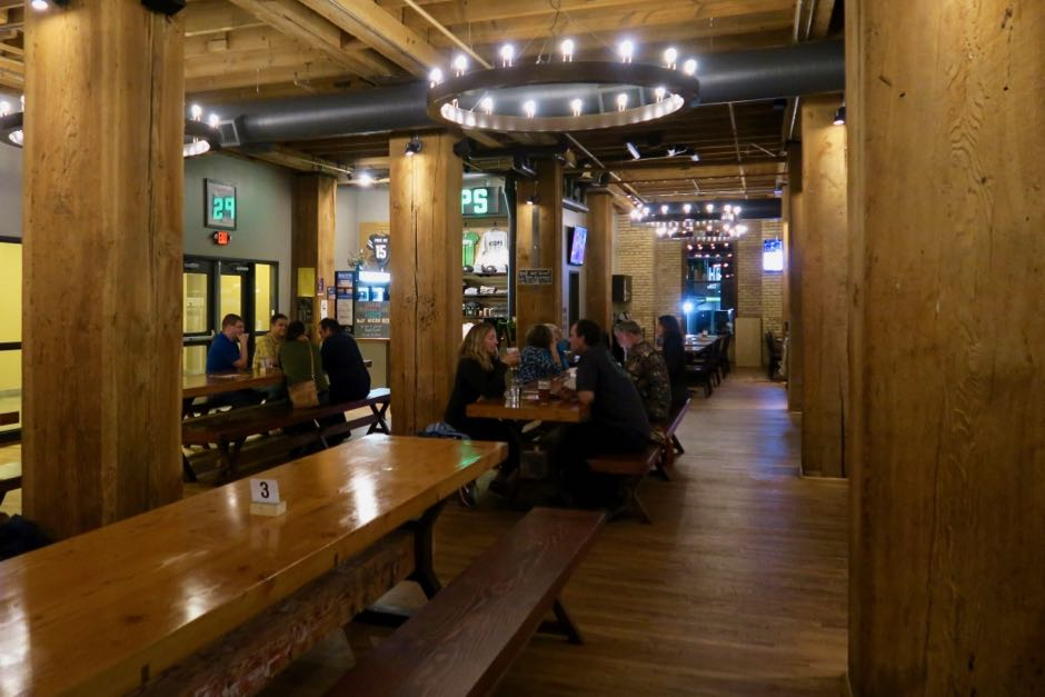 Hoops Brewing Company Taproom