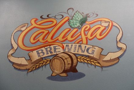 Calusa Brewing Logo