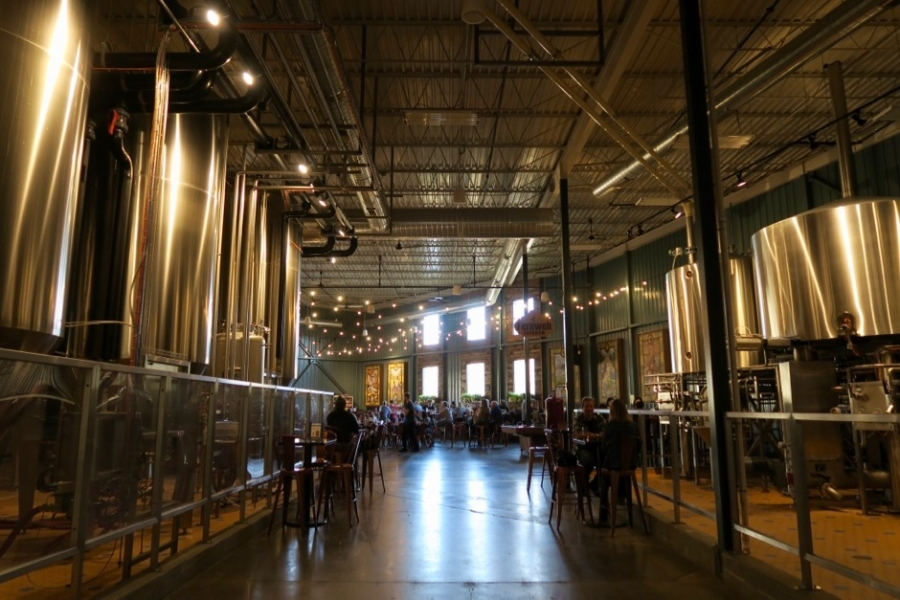 Utepils Brewing Taproom