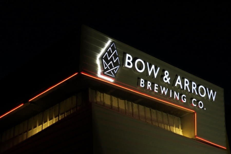 Bow & Arrow Exterior