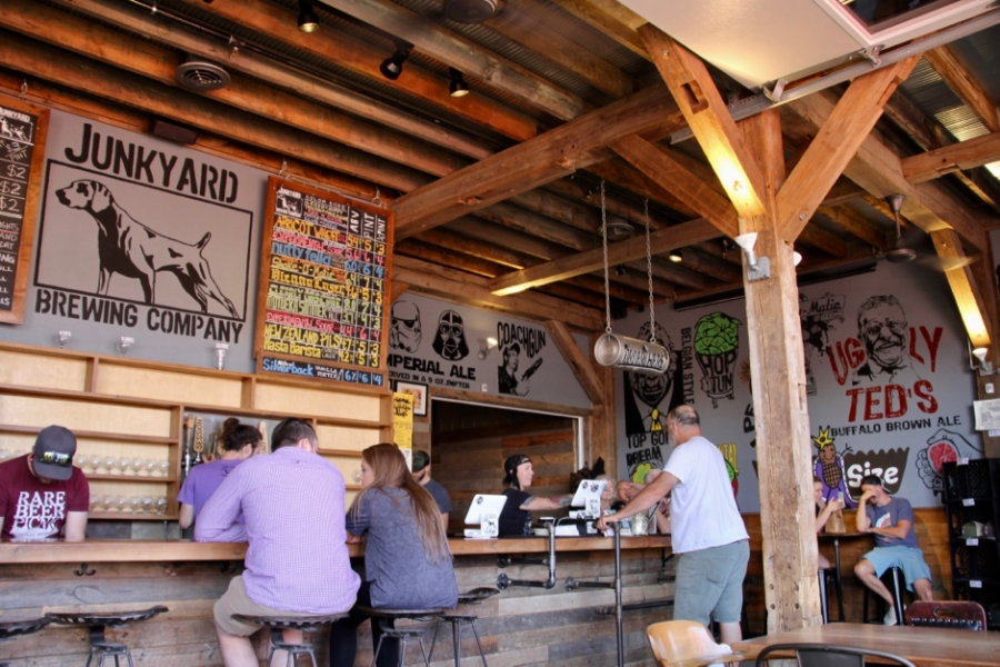 Junkyard Brewing Taproom