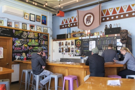 Oliphant Brewing Taproom