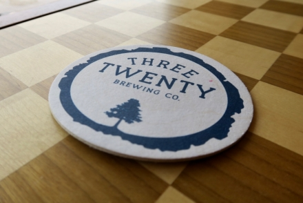 Three Twenty Coaster