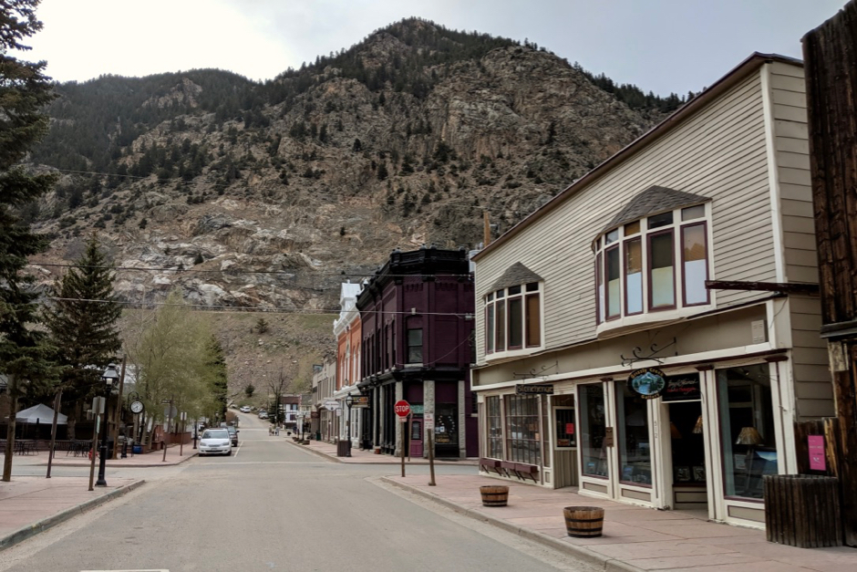 Guanella Pass Town
