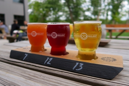 Brewing Projekt Flight