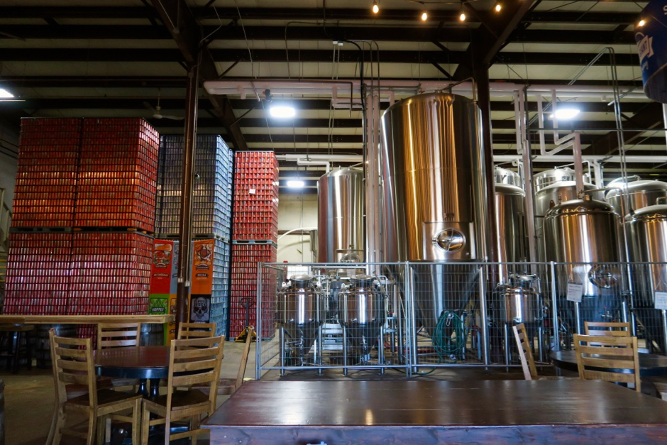 Sleeping Giant Brewhouse