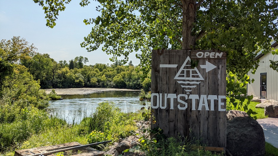 Outstate Sign